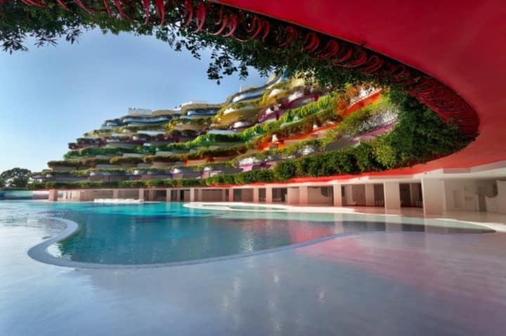 TOP LUXURY 3 BEDS LAS BOAS. BEST LOCATION IBIZA