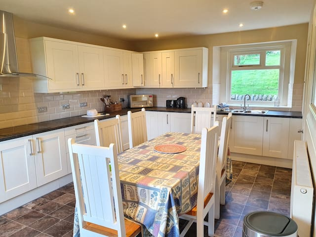 Whirley, an exceptional rural cottage