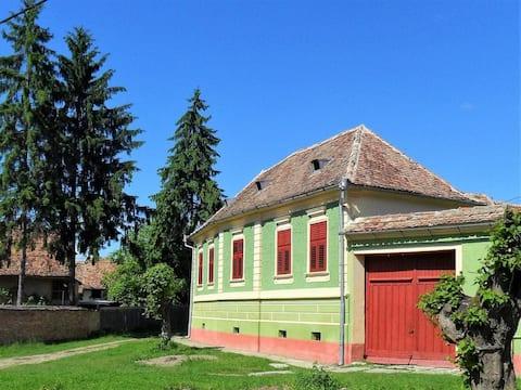 Exkluzivní saský zámek Casa Arthur