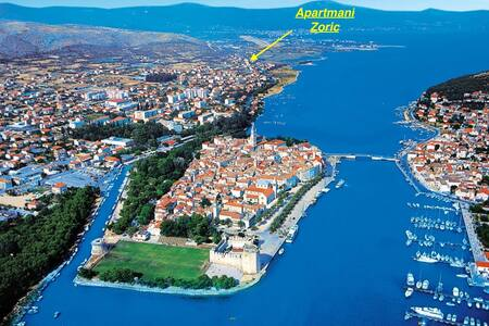 Apartments Zoric A/3 (-10%) - Trogir - Daire