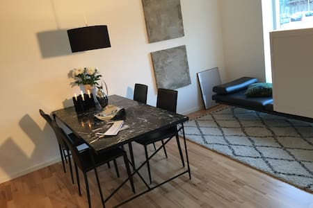 Apartment in Herning C with free parking - 海寧 - 公寓