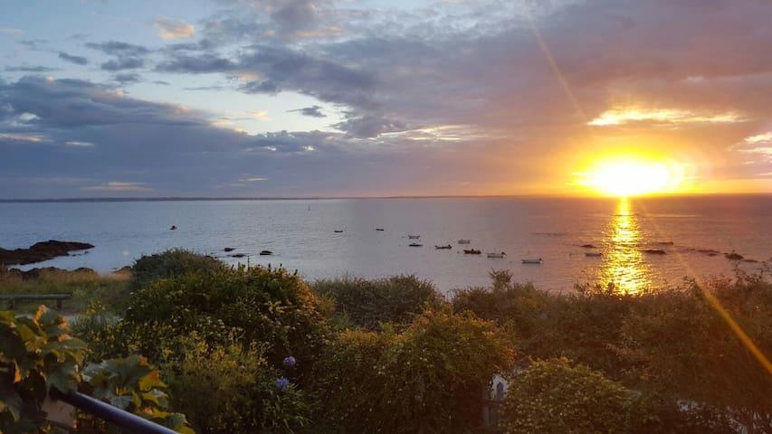 L'écume de mer - Groix - Bed & Breakfast