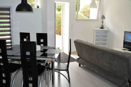 Maison neuve et moderne axe Caen-Bayeux