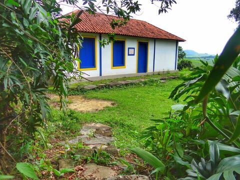 Fazenda Sertão, Serra da Mantiqueira