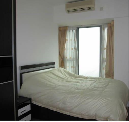 2 Cozy rooms,Buda,Airport,Disney Land, HZMB port