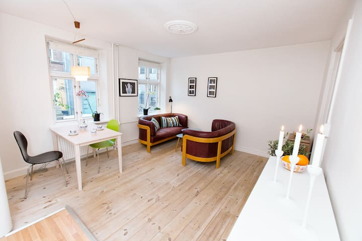 Comfy and snug in the heart of the city - Aarhus - Apartment