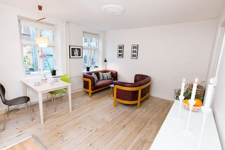 Comfy and snug in the heart of the city - Aarhus - Leilighet