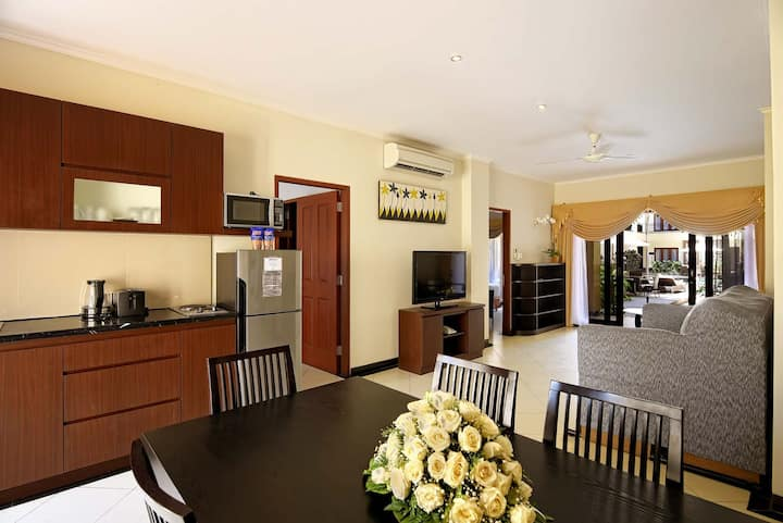 LUXURY FAMILY 3 BEDROOM @HEART OF KUTA