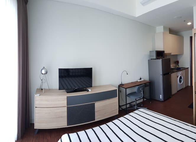 1 Bed apartement @ Puri mansion