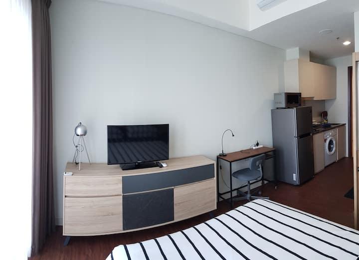 1 Bed apartement @ Puri mansion