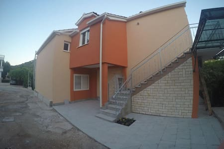 Studio flat with balcony and sea view Marina, Trogir (AS-11607-a) - 玛丽娜(Marina) - 其它