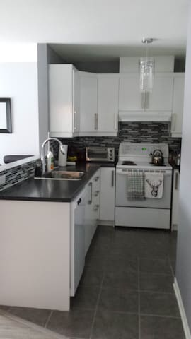 Condo 3 1/2 - longueuil - Longueuil - Apartment