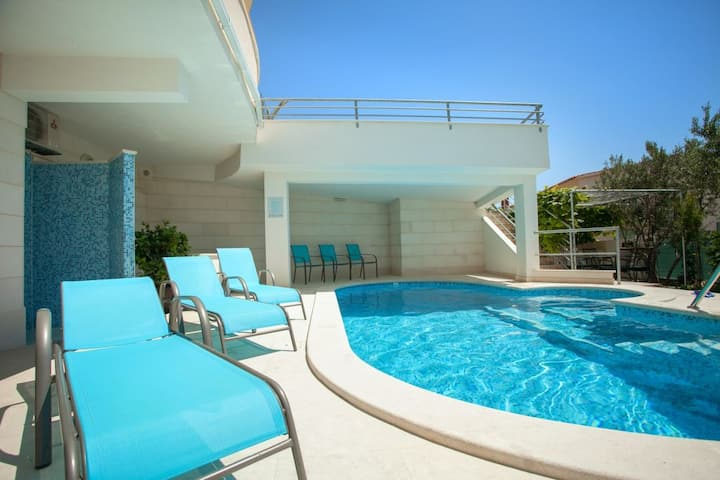 Apartment Brela-Relax A5 (4+2)