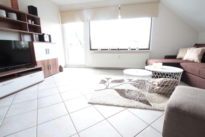 Ruhige 2-Zimmer-Wohnung mit Loggia in OHZ