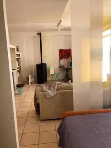 A casa di Dany (mini loft)