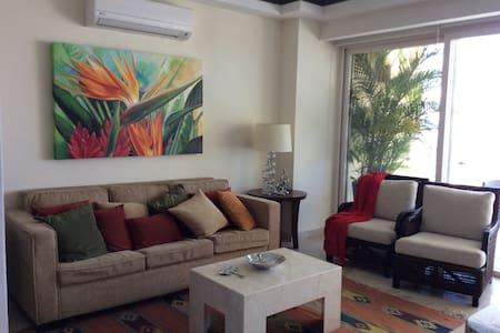 Mexican contemporary Condo at El Dorado Resort - Ajijic