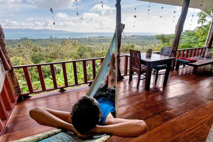 Romantic Villa With Incredible View & Sunsets - Ko Pha Ngan - Villa
