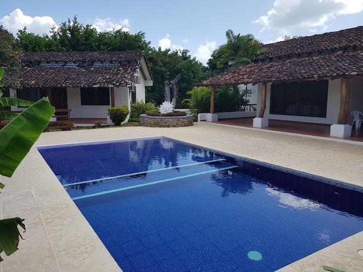 Hacienda Las Lagartias Paradise.