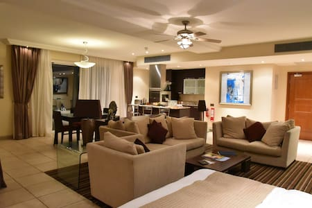 Luxurious penthouse at Radisson Blu resort and spa