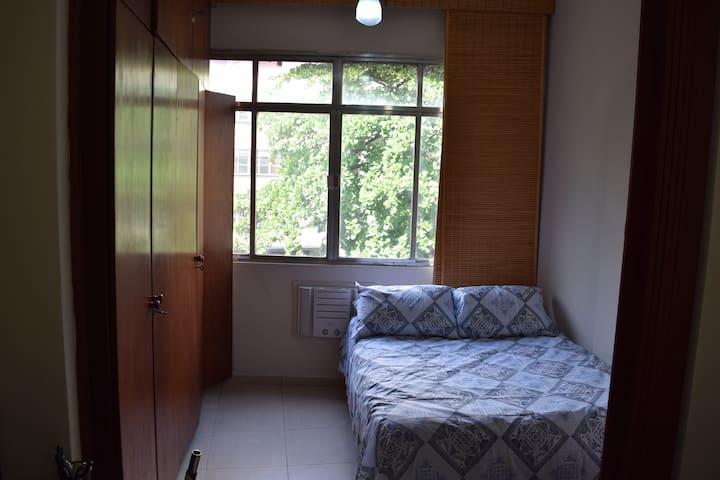 Cozy Botafogo Studio near Pão de Açúcar/Copacabana - リオデジャネイロ - アパート