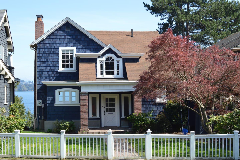 1914 Ellsworth Storey craftsman home