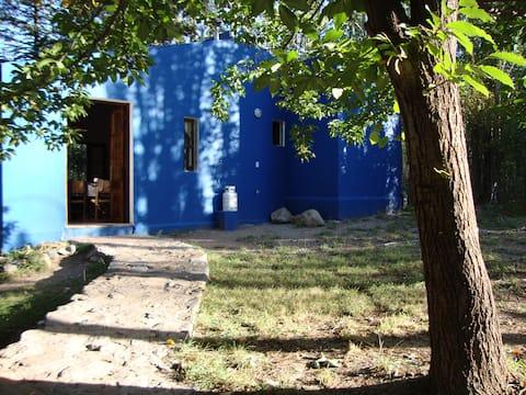 Potrerillos - El Salto  Mendoza - Casa Azul