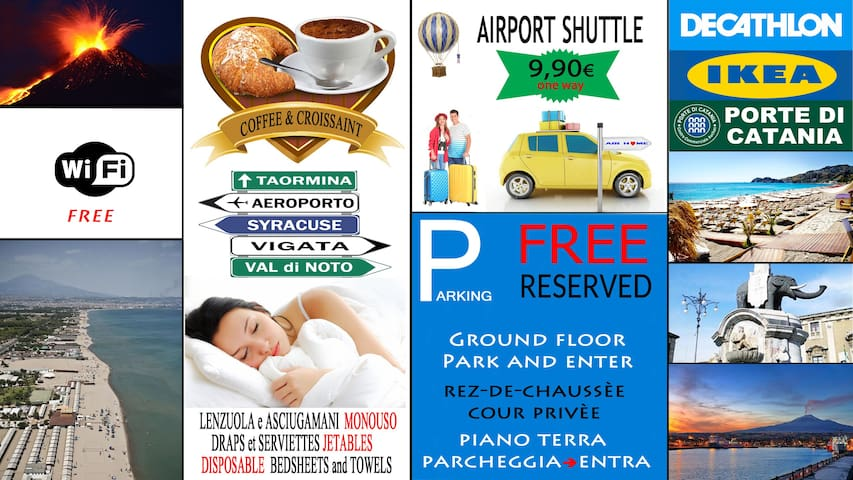Air Home 1 - Airport Shuttle Service