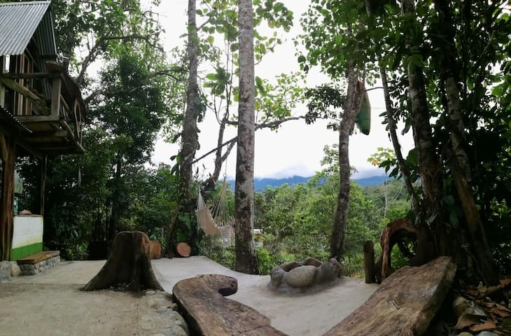 Jungle Roots Glamping · Eco · Breakfast included