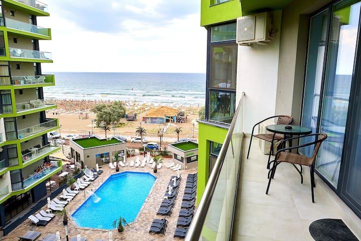 Sea Gem 2 bedroom apartment Alezzi Beach Resort