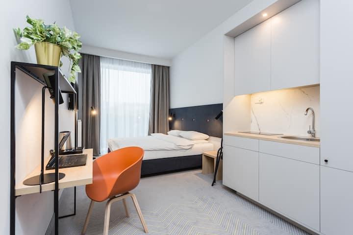 Platinum Hotel & Residence Wilanów Studio