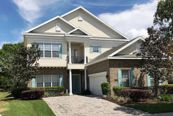 Villa Hampton - Reunion Resort Florida (nr Disney)