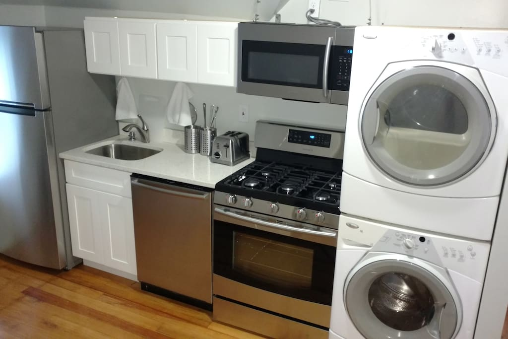 New Stainless Kitchen & Laundry Dryer