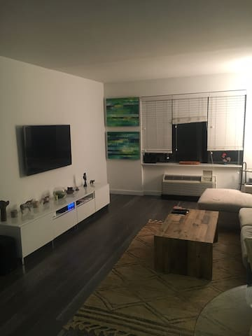 XL Luxury 1 Bedroom Apt in the Heart Of Chelsea! - New York - Appartement