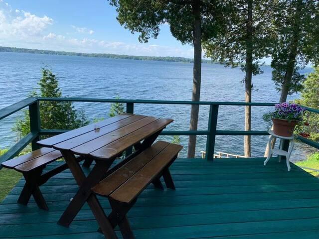 Cottage - 1000 Islands - St. Lawrence River