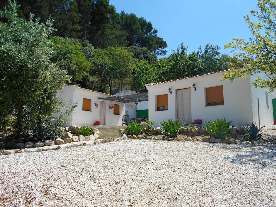 Tranquil Cottage With Exclusive Use Of Pool Bungalows 224