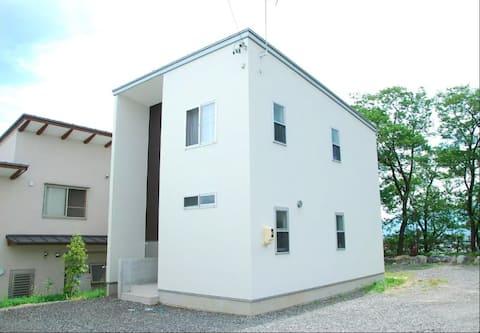 บ้านส่วนตัวหรูหราในมัตสึโมโตะราคา 8 แพ็ค