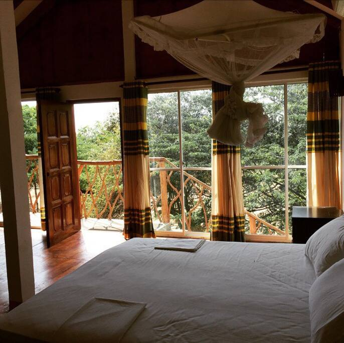 Breezy Double Rooms