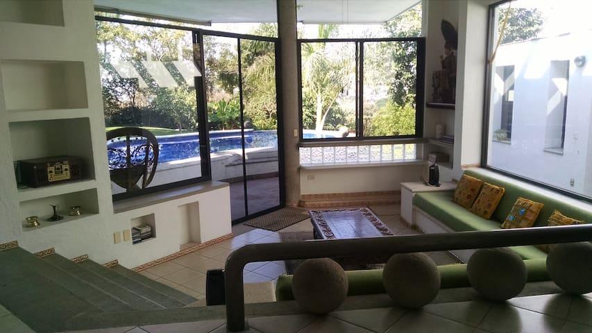 Dos hermosos bungalows, Cuernavaca - Temixco  - บ้าน