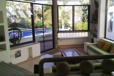 Dos hermosos bungalows, Cuernavaca - Temixco  - Ház