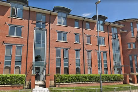 Chester City Centre Apartment (Near Racecourse)
