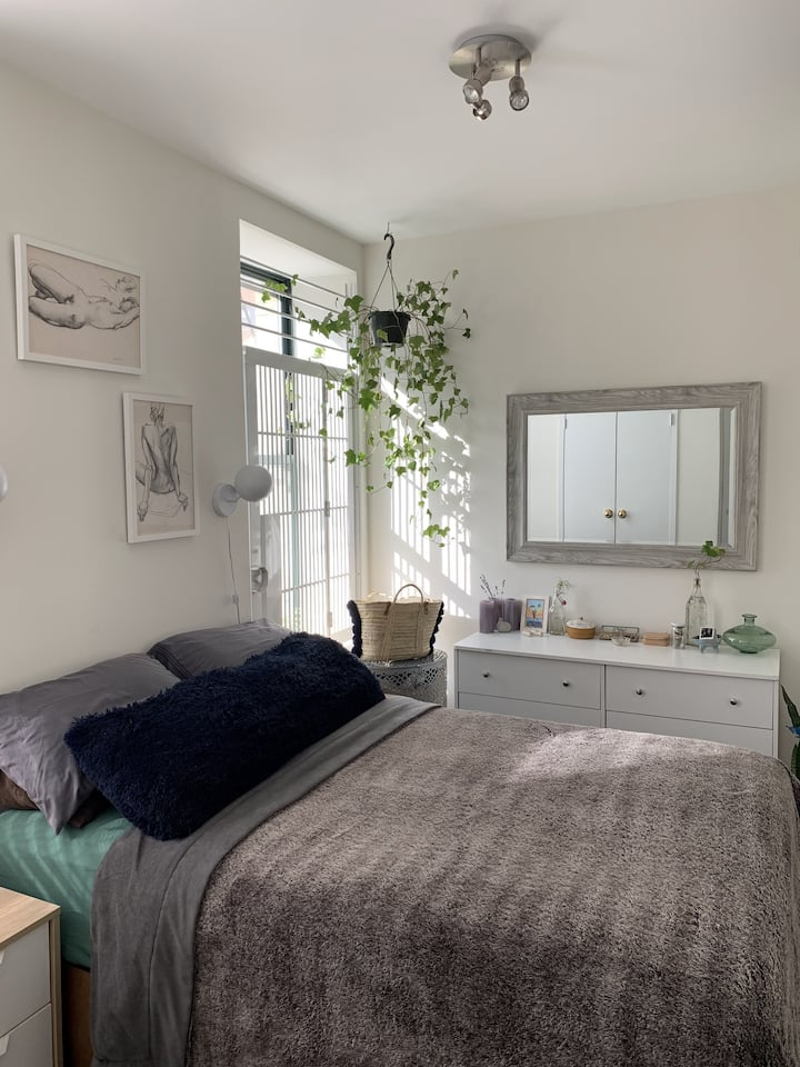 Bright and Cozy One-Bedroom Apartment!