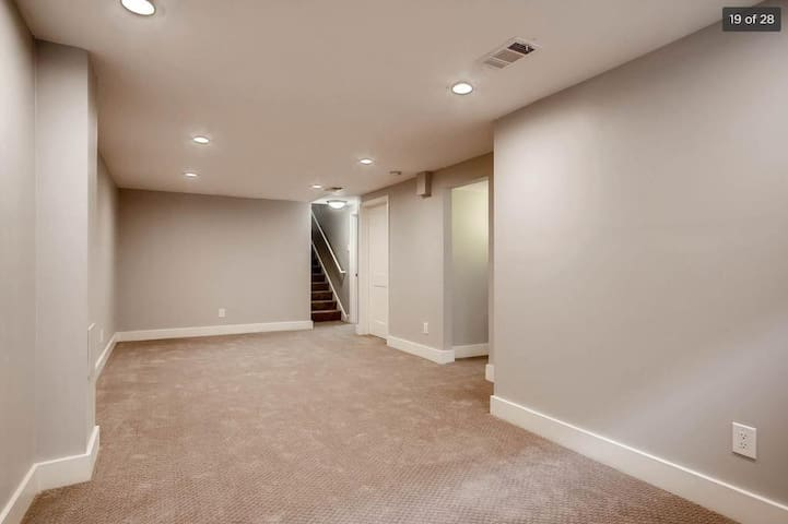 Room for the Summer in New Remodeled Home - Wheat Ridge - Rumah