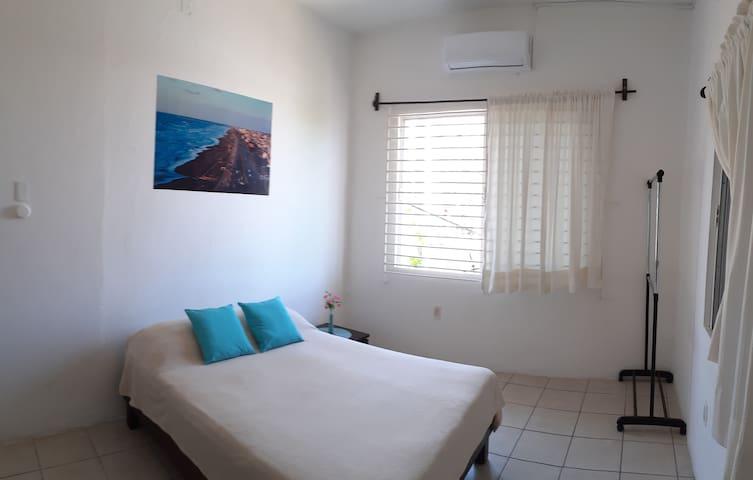 Cómoda habitación equipada - Ediplaza Río Suites