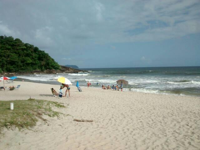 Praia da Jureia de São Sebastião