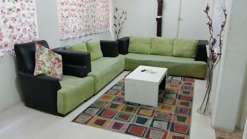ŞİRİNEVLER METRO M.BUSE FULL EŞYALI - Şirinevler /bahcelievler /istanbul - Lägenhet