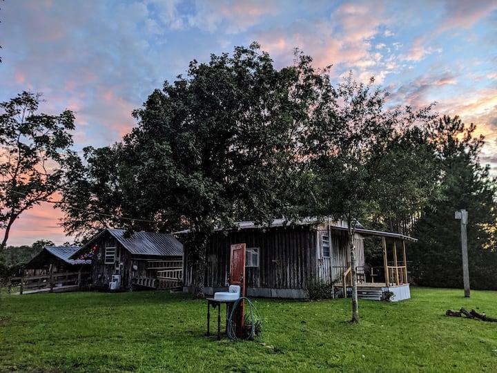 Victory Cabin Rental: The Rabbit Box