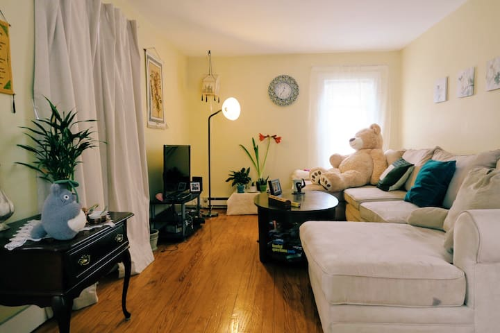Cozy, quiet bedroom w/ breakfast! - Hadley - Appartement