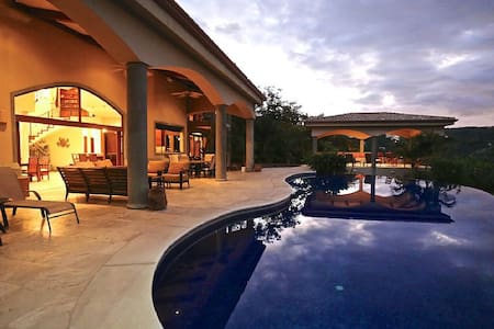 Villa Sun Monkey, Paz y Armonia !! - Playa Hermosa - 別荘