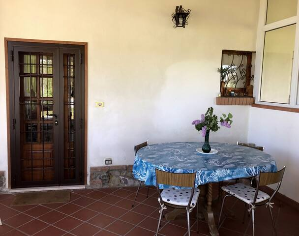 Casa colonica Follonica con due bagni - Scarlino - Tatil evi