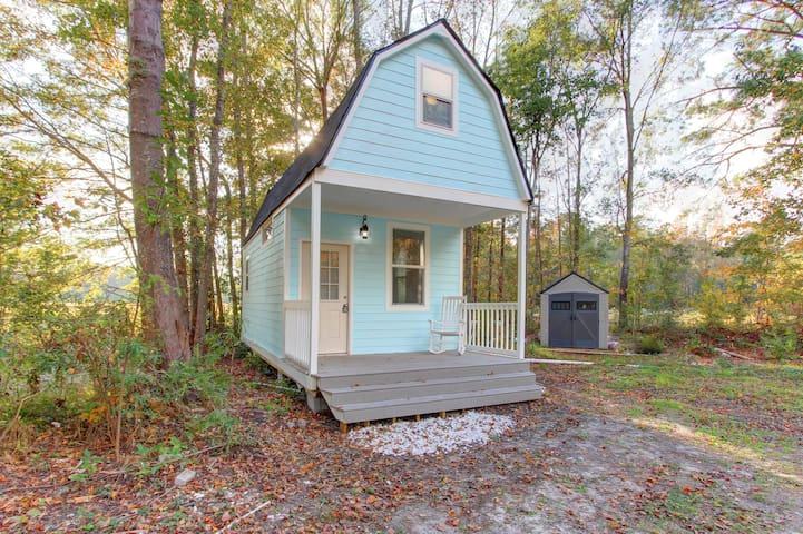TINY HOUSE - BIG STYLE - A unique place to stay! - Summerville - Guesthouse
